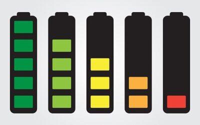 Er du træt af at købe batterier?