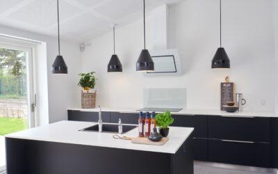 Gør dit køkken mere indbydende med god belysning